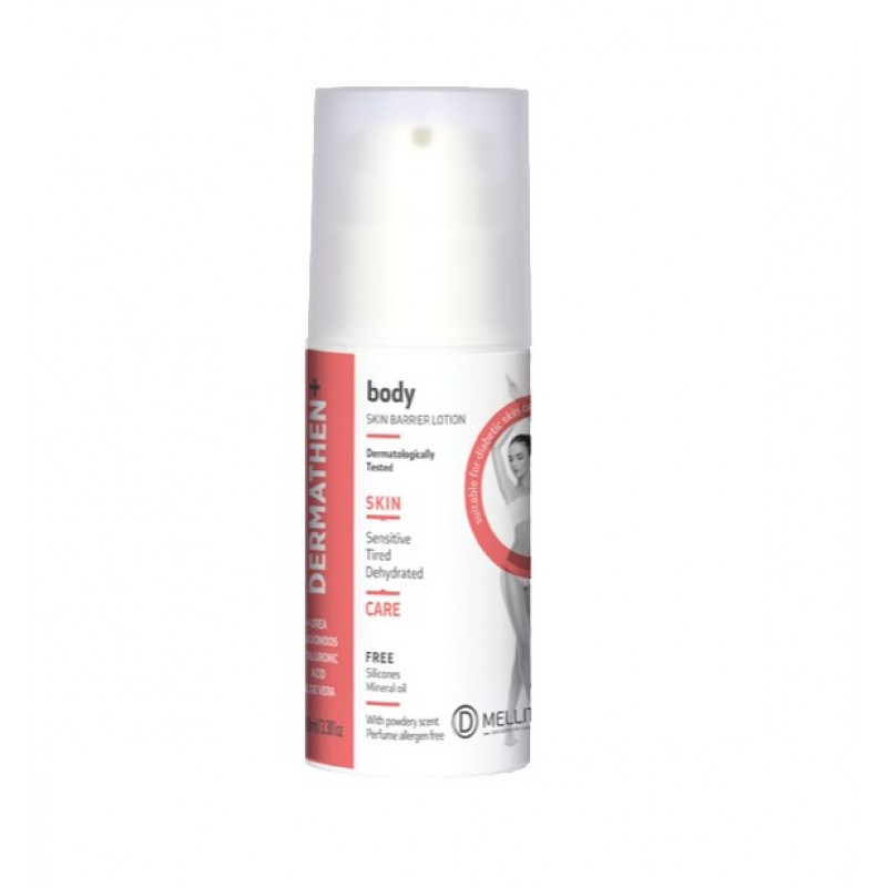 DERMATHEN+ BODY skin barrier lotion 100ml